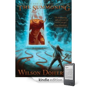 The Summoning: Book 1 in the Gatekeepers Series, by Wilson Doherty